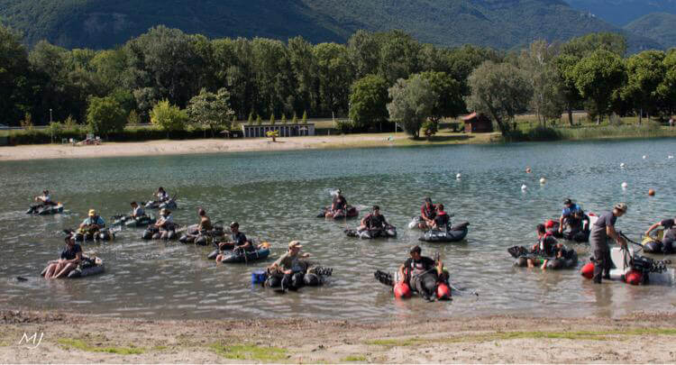 Camping du Lac de la Terrasse - Pêche